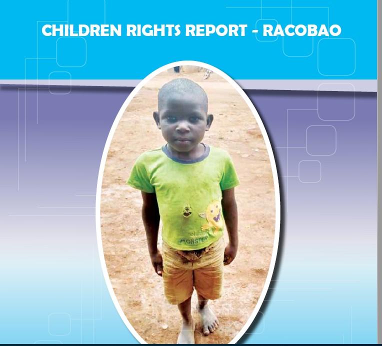 Child Rights Baseline Study Report in Bukomansimbi District